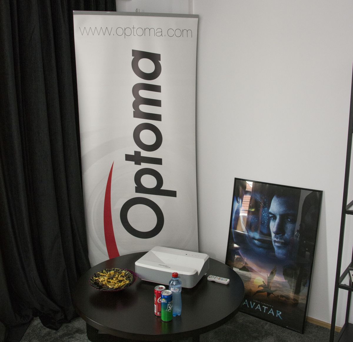 showroom AVmall Opoma