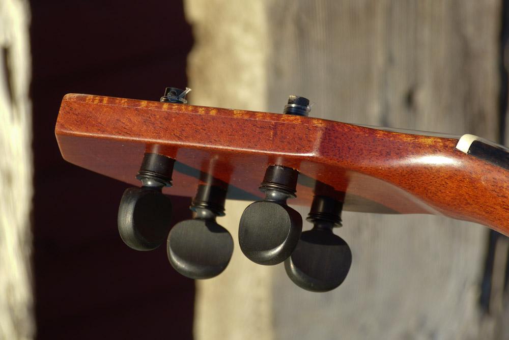 how to make a ukulele bridge