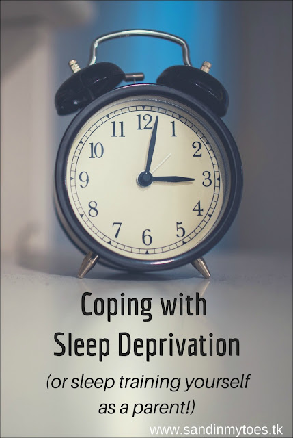 Tips to help you cope with sleep deprivation as a parent.