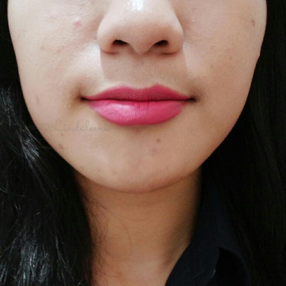 Lipstik Purbasari Matte 89 Warna Color Lingbeauty Lipstick Lindaleenk Little Part