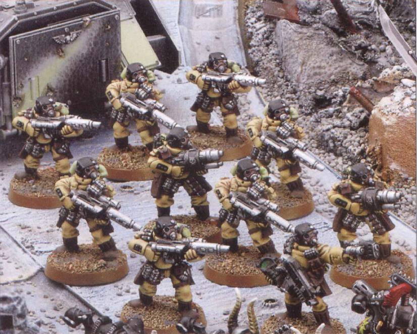 Vostroyan Scions: Warpath Universe News And Rumours