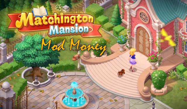 Matchington Mansion Mod Unlimited Coins