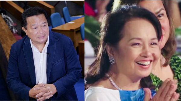 Arroyo replaces Alvarez as new House Speaker