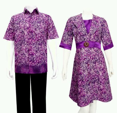 Batik Dress Dress Batik Dress Pesta Dress Kerja Dress Sarimbit Dress