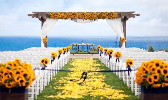 Casamento amarelo