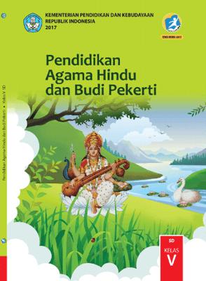 Buku Pendidikan Agama Hindu dan Budi Pekerti SD Kelas V (5) Kurikulum 2013