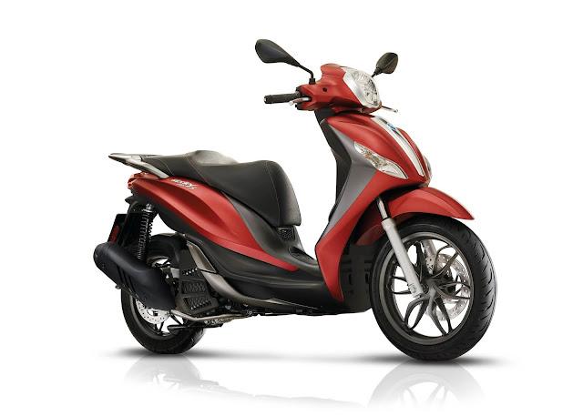 Piaggio-Medley-150-S-Rojo-Mate