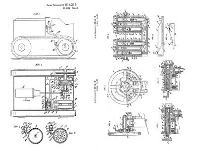 Tank Archives: Krupp Leichttraktor: Rival with no Future
