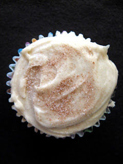 January new+030a Snickerdoodle Cupcakes with Brown Butter Icing and Cinnamon Sugar Sprinkles