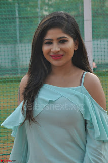 Madhulagna Das looks super cute in White Shorts and Transparent Top 40.JPG