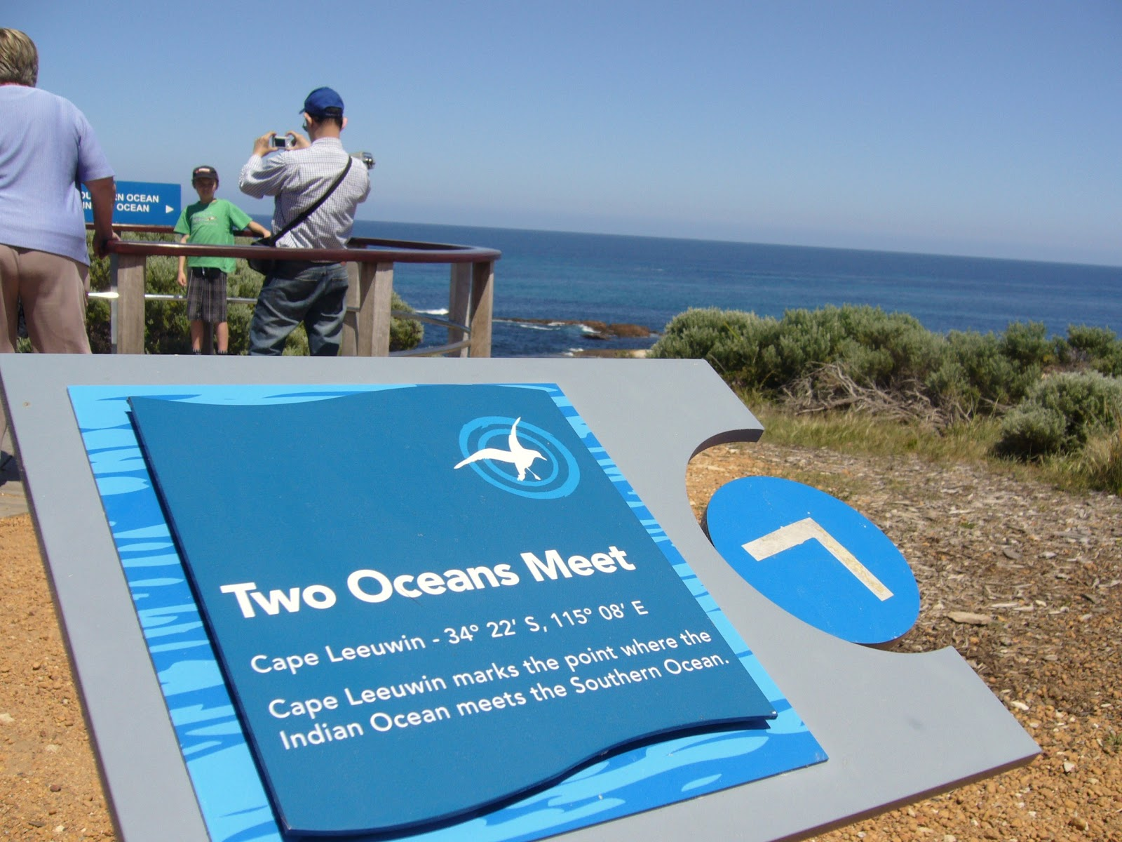 cape of good hope oceans meet at the southern