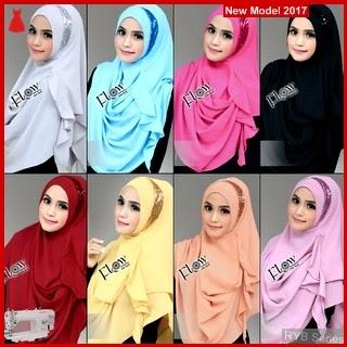 RYB031B Hijab Jilbab Cantik Moon Murah Pastan BMG Online Shop