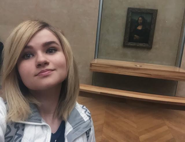 Mona Lisa; Luvr; Paryż' Paris; France; Francja