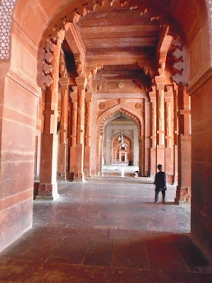 Masjid Fatehpur Sikri Agra India