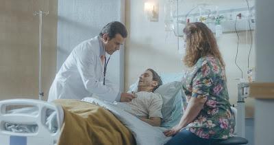 Dr. Gaioto interpretado pelo ator Claudio Fontana - Divulgação