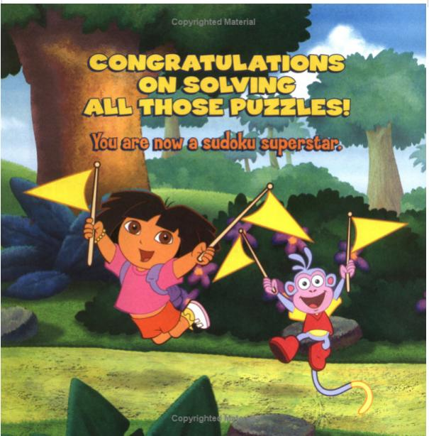 Pull Ups Dora Explorer