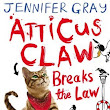 Book Review: Atticus Claw Breaks the Law