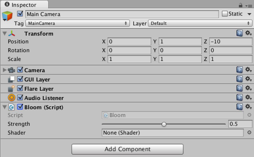 C0DE517E: Unity 101 - From zero to shaders in no time