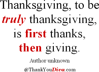 Thanksgiving day Short Saying