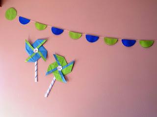 Decorazioni fai da te per compleanno di un bambino