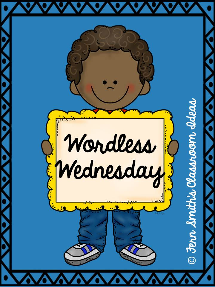 July 2nd ~ Fern Smith's Wordless Wednesday on Fern Smith's Classroom Ideas