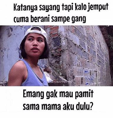 11 Meme 'Katanya Sayang' Ini Bikin Baper Campur Kocak
