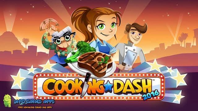 Cooking Dash 2016 Apk