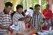 Hasil Pantauan Hitung Cepat Suara Pilkades Serempak Selayar 2013