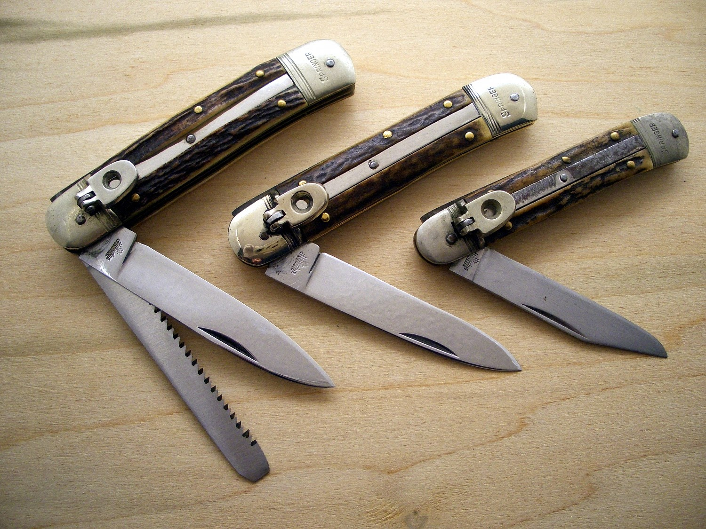 German Leverlocks | The Blade Blog