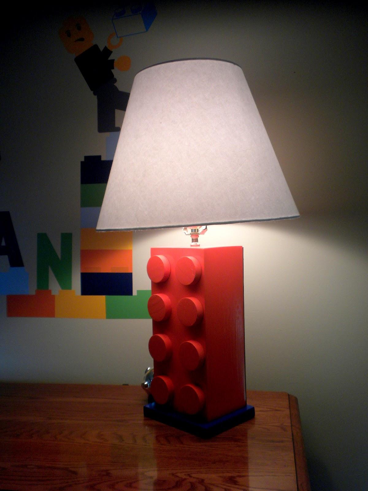 H Family Happenings: Big Boy Lego Room!