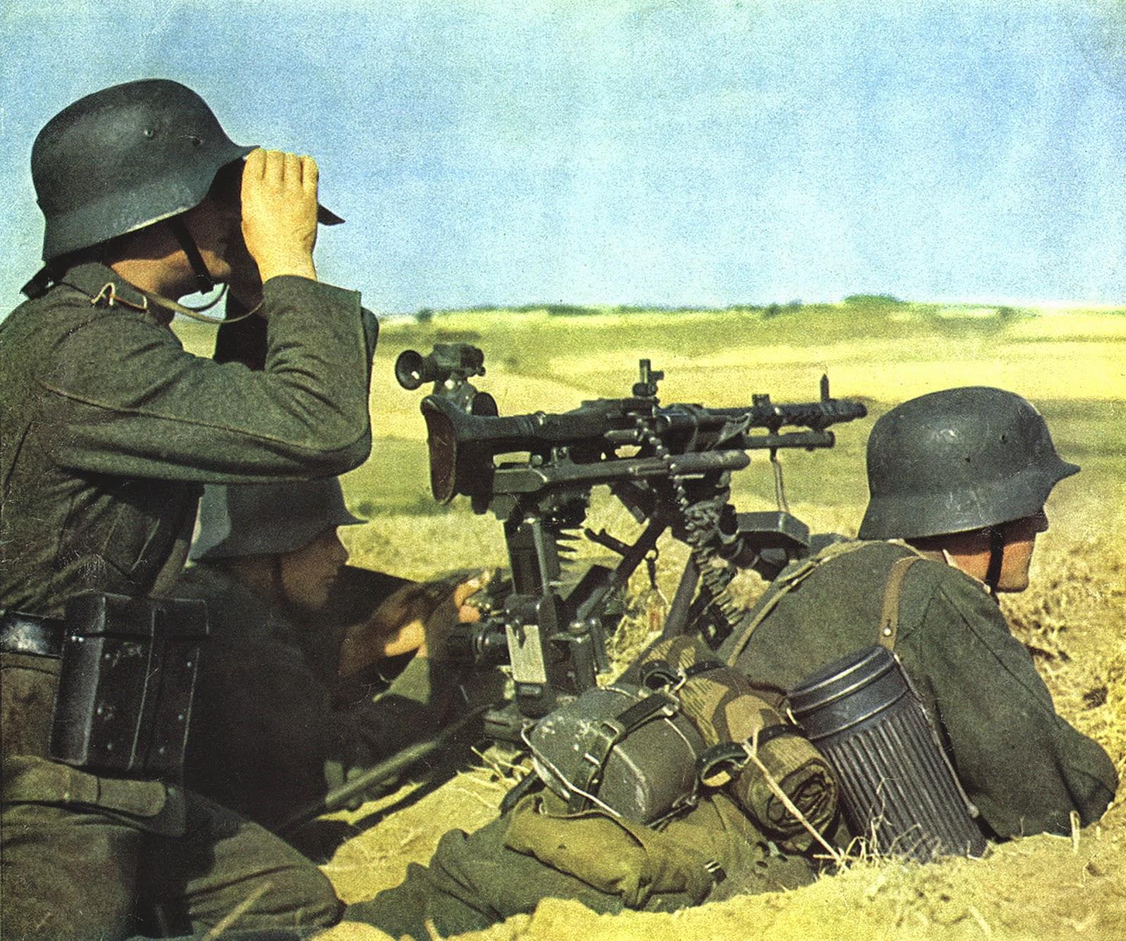 World War II in Color: April 2015