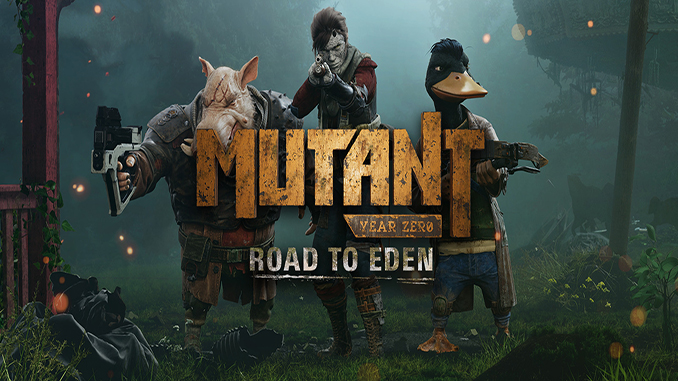 Mutant Year Zero: Road to Eden PC Game Download