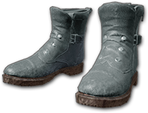 Серые ботинки(Gray Boots)