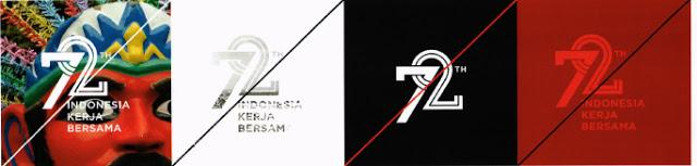 Tema dan Logo Resmi HUT Kemerdekaan RI Ke-72
