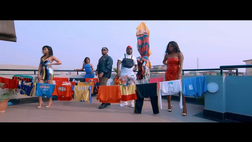 Video: Guccimaneeko X Olamide - Follow Me - 9jamusicmixtapes