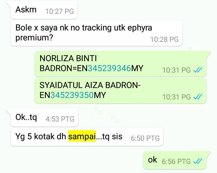 SELAMAT DATANG KE KEDAI KOSMETIK ONLINE MALAYSIA