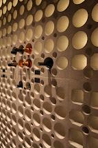 Fiyel Levent Wine Wall