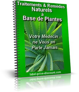 Ebook des remèdes naturels