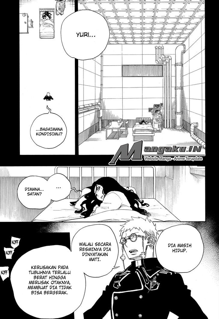 Ao no Exorcist Chapter 108-22