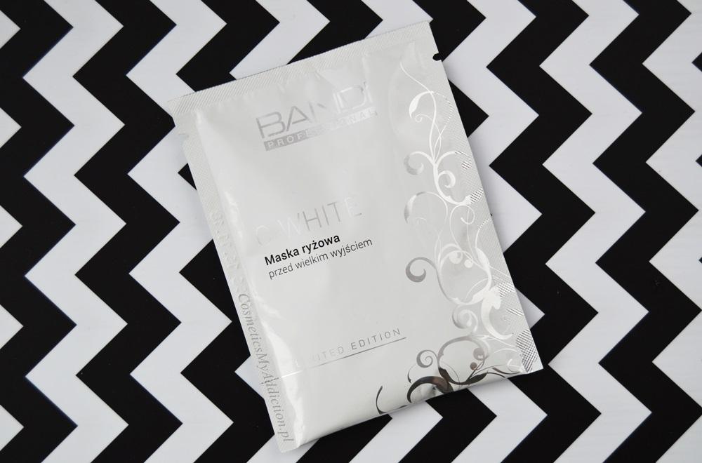 BANDI | C-White - Maska ryżowa przed wielkim wyjściem