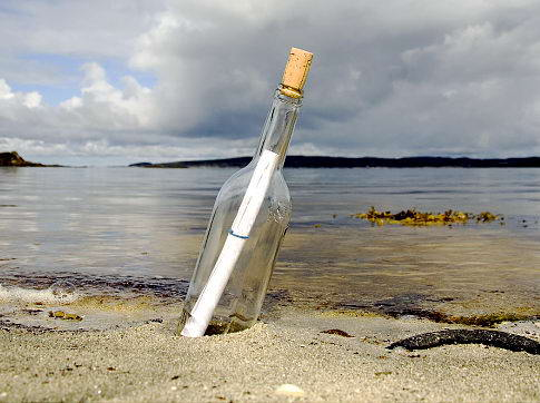 Asal Usul Pesan Dalam Botol