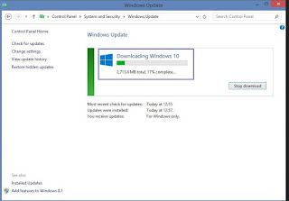 how to upgrade windows 7 to windows 8 for free