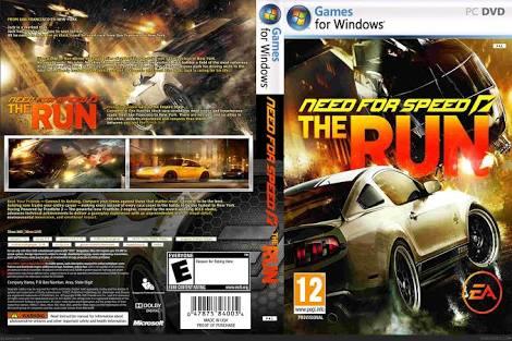 تحميل لعبه Need For Speed The Run للكمبيوتر برابط واحد مباشر