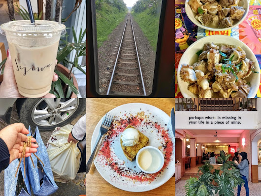 Treat yourself: a weekend in Bandung! - Nurismaya14 | Random stories about my life