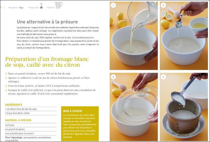 animalia laits et yaourts v g taux faits maison d 39 anne brunner. Black Bedroom Furniture Sets. Home Design Ideas