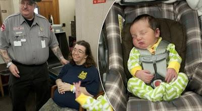 linda ackley hernia baby girl hospital