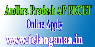 Andhra Pradesh AP PECET Apply Online APPECET 2017 Apply Online