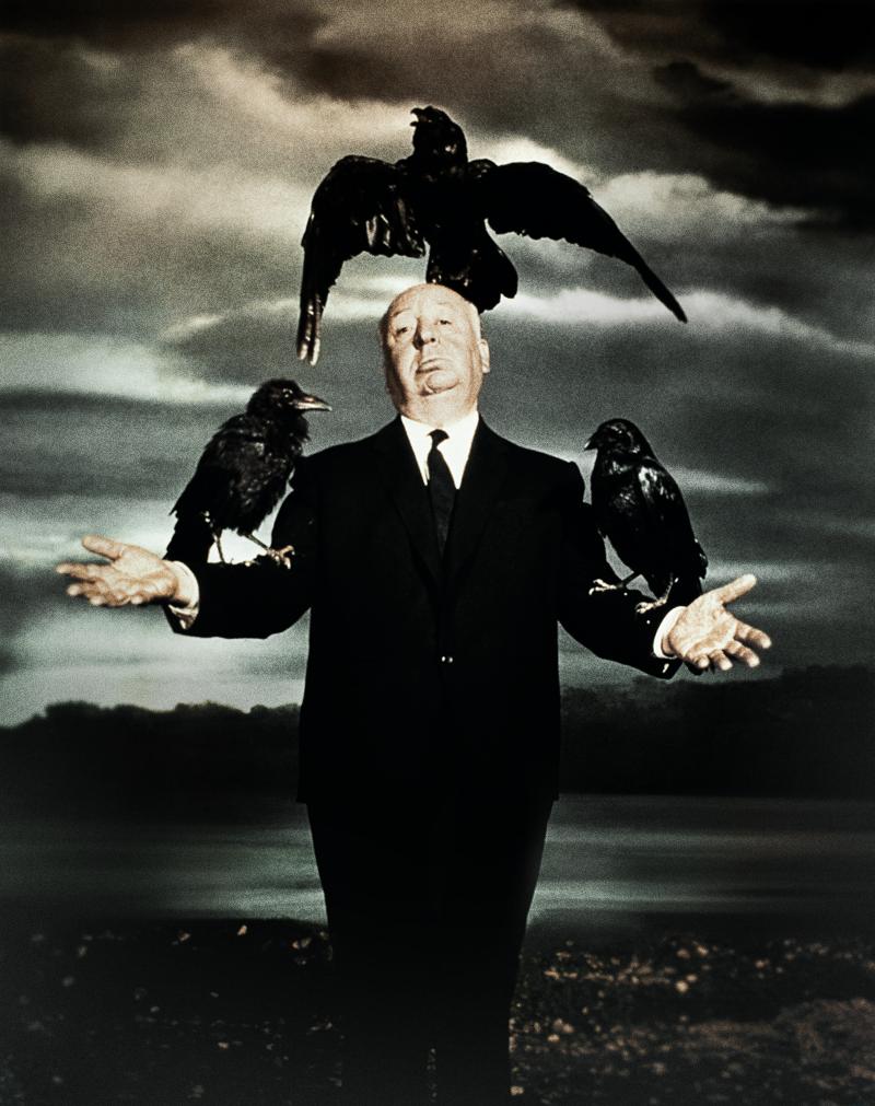 PÁSSAROS   Mais um livro que deu origem a um grande clássico de Alfred Hitchcock