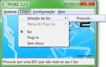 Gamer Desconstrutor: Emulando Playstation 2 PCSX2 1 2 1 no