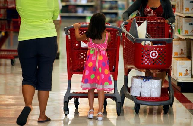 O que comprar no Target